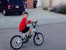 Dylan's Bike 1